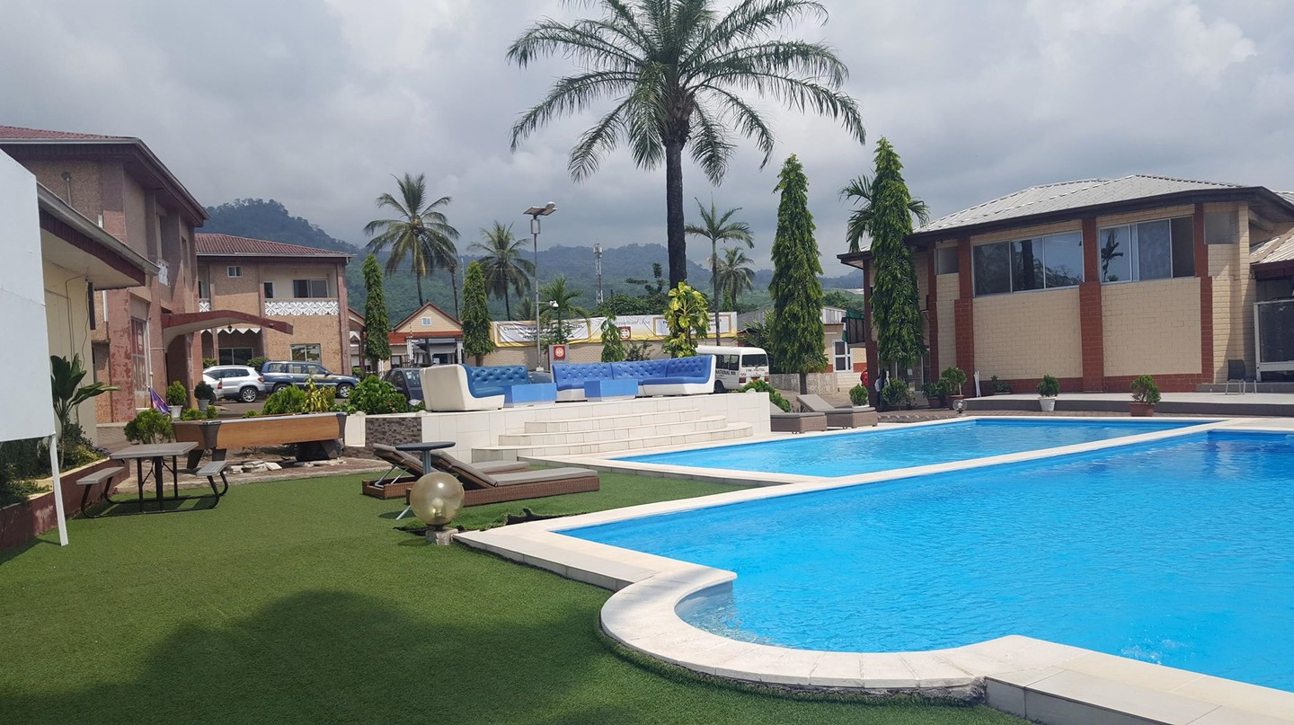 Fini Hotel is a popular destination for leisure and business