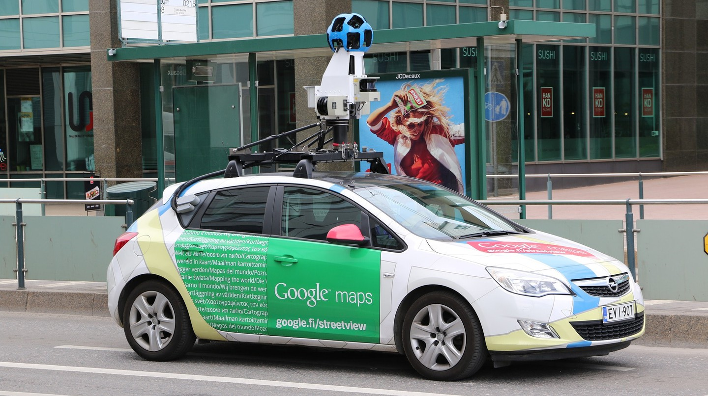 Google Stree View cars will measure air pollution in Copenhagen