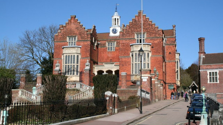 Harrow School, Harrow-on-the-Hill, London, UK