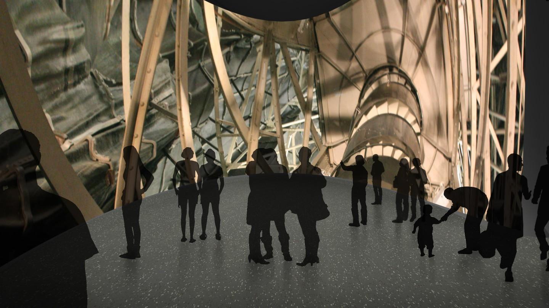 Statue of Liberty Museum's immersive design