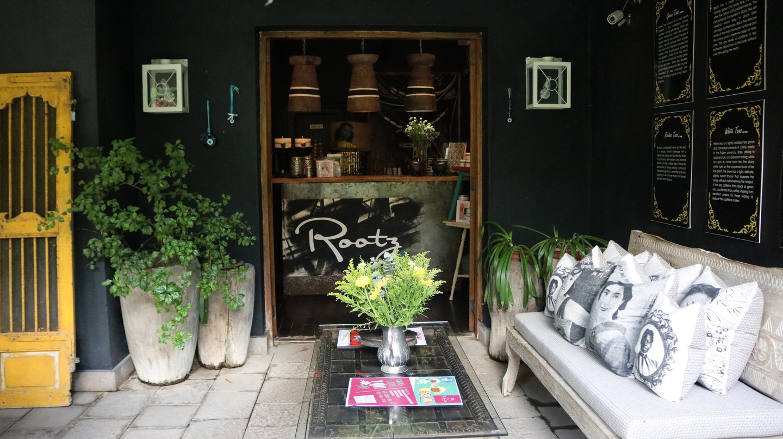 Taste by Rootz is a tea bar in Lusaka, Zambia that serves a great breakfast