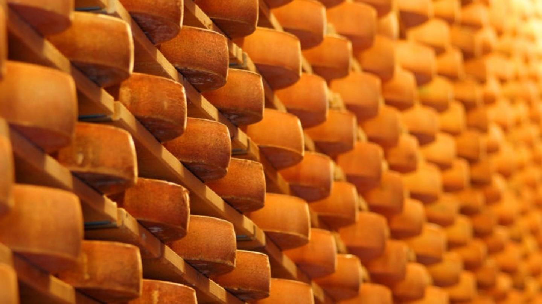 Wheels of cheese | © Austrian Tourist Board