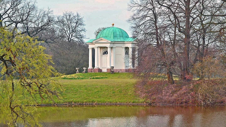 Karlsaue Park