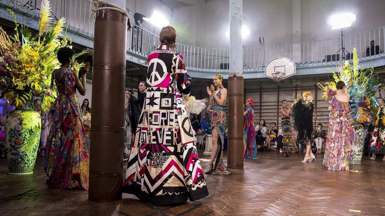 Romance Was Born, Haute Couture Fashion Week, Paris AW18