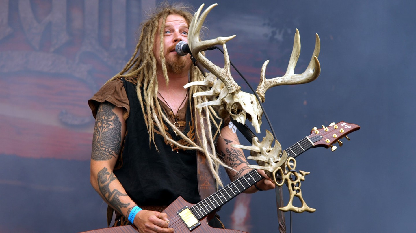 Member of Korpiklaani, a Finnish folk metal band who perform primarily in Finnish.