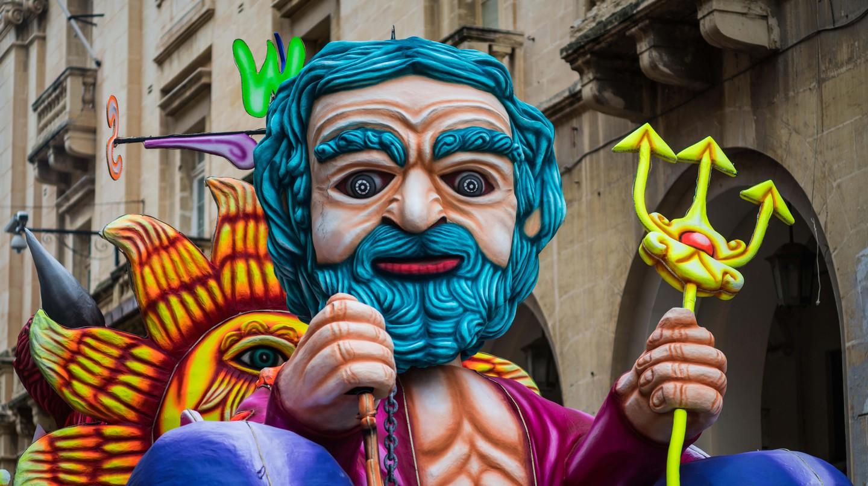 Carnival, Valletta, Malta