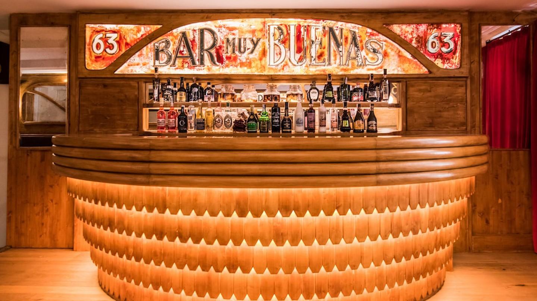 Bar Muy Buenas in El Raval
