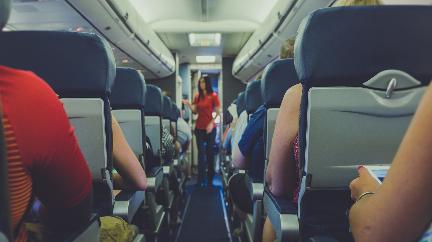How to Get a Better Airplane Seat for Free