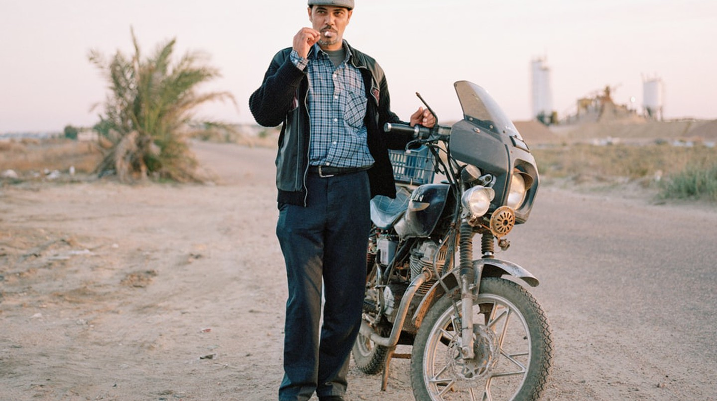 Rashid, Egypt, from the series Odyssey