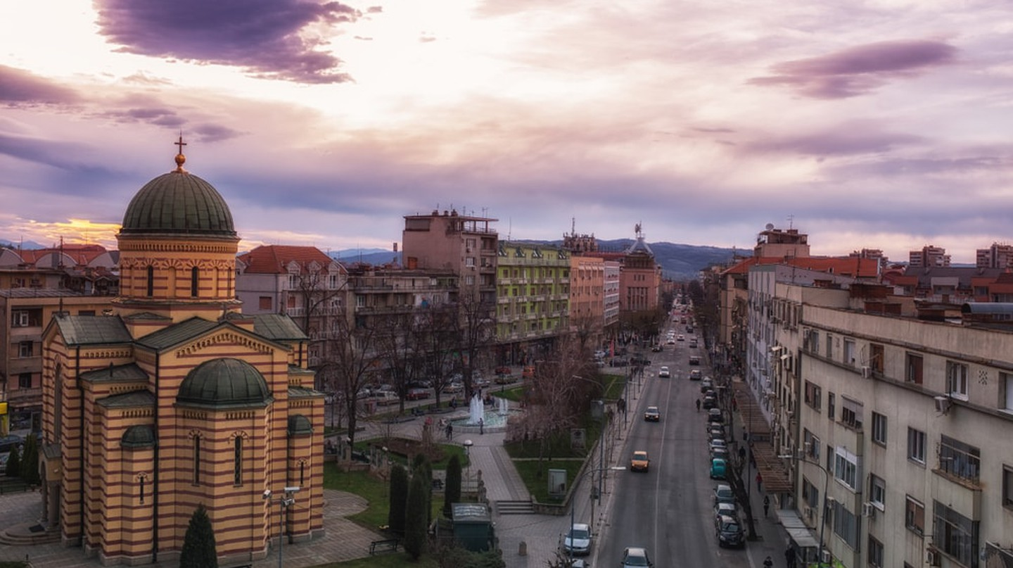 City of Krusevac, Belgrade, Serbia, Eastern Europe