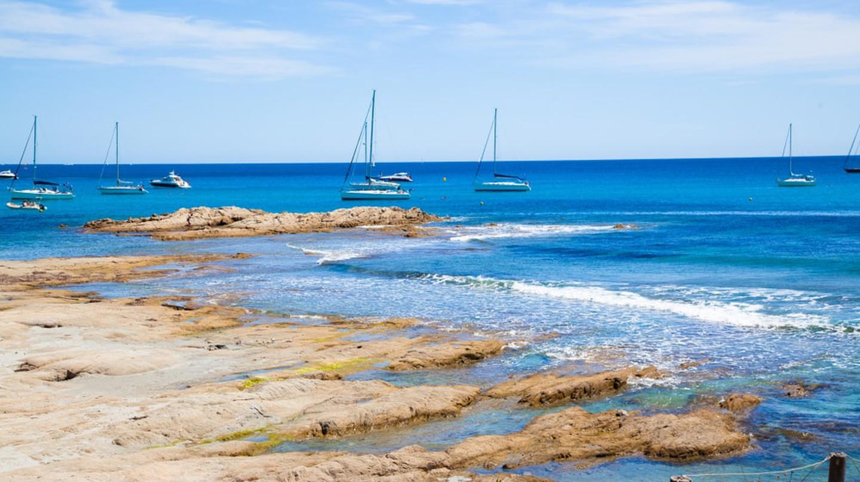 Cap Leucate Cove, Aude, France