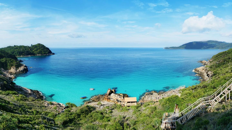 Perhentian Islands fantastic view