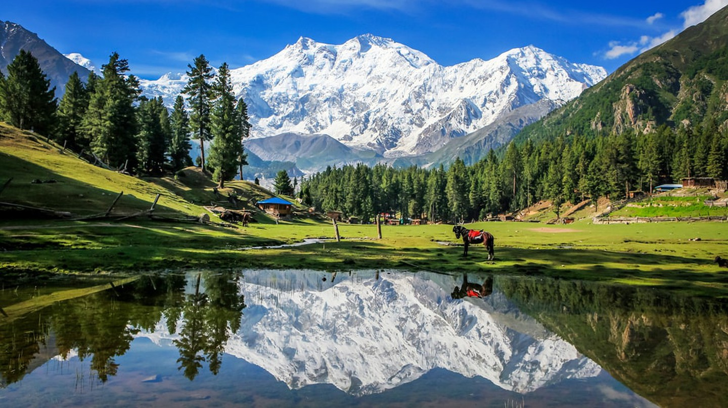 Fairy Meadows, Pakistan