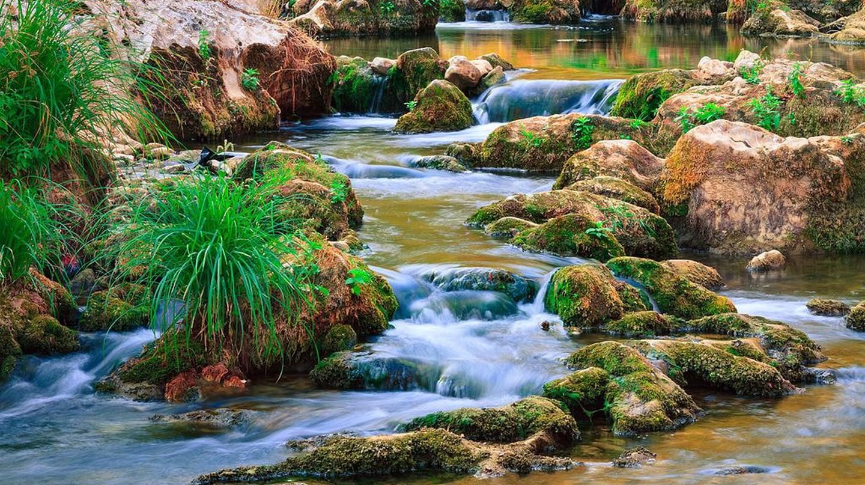 Healing H2O near Sokobanja, Serbia