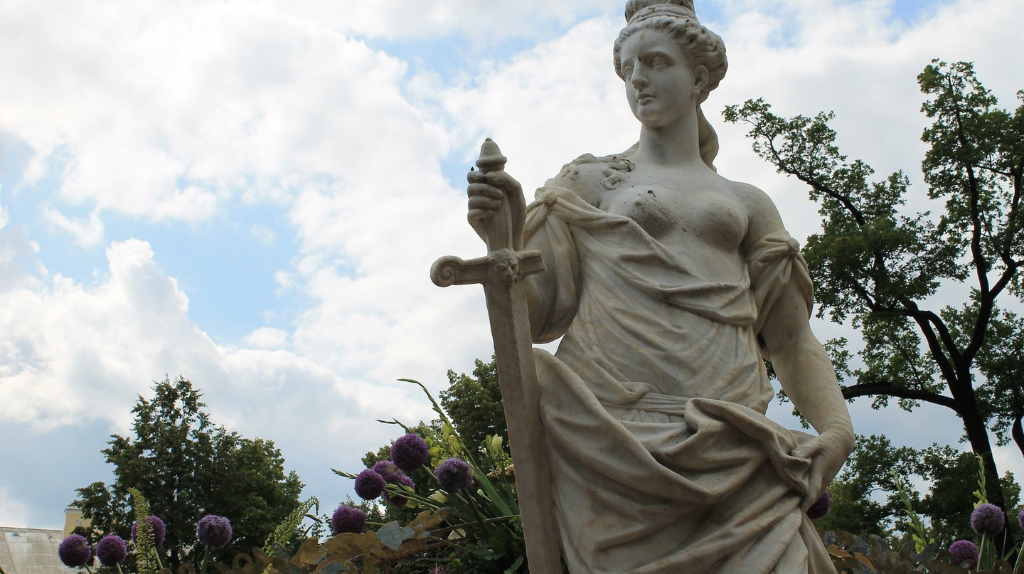 Pavlovsk park holds many unexpected finds