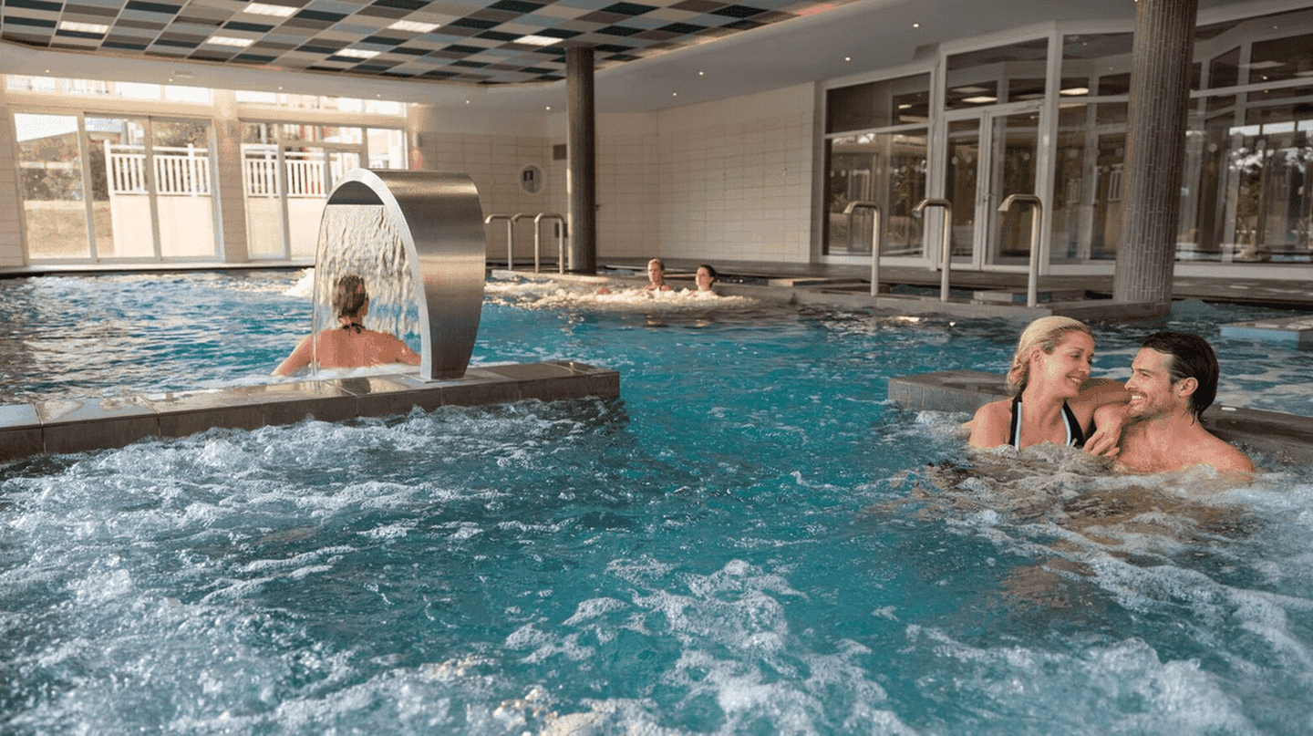 Discover the thermal spa in Bagnoles-de-l'Orne