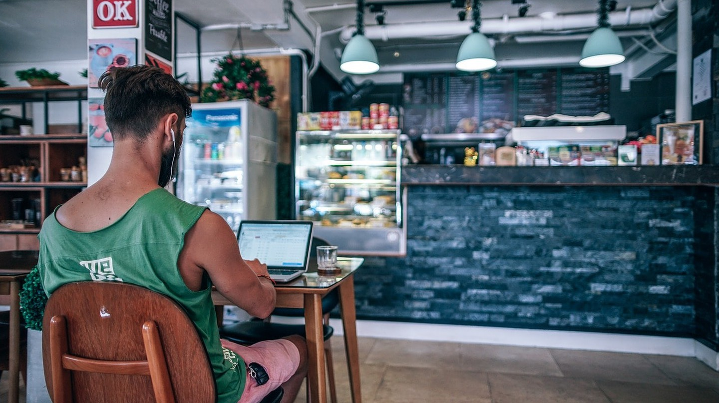 Freelancers in Bogota have plenty of coffee shops to choose from.