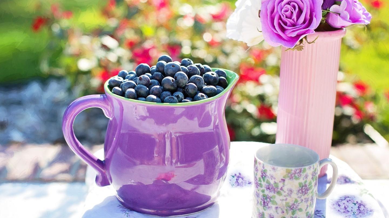 Blueberries are a popular Finnish dessert