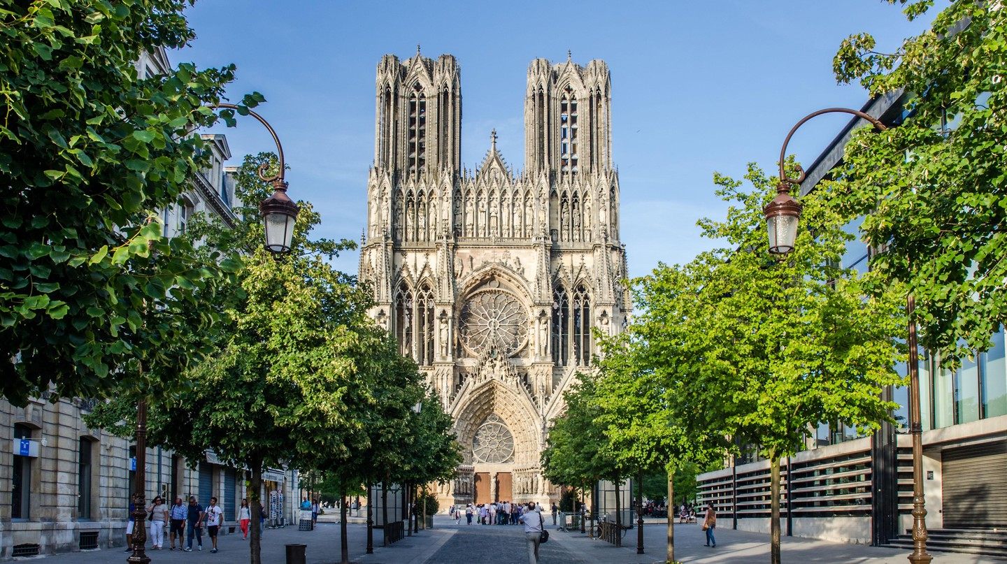 Cathedrale of Reims