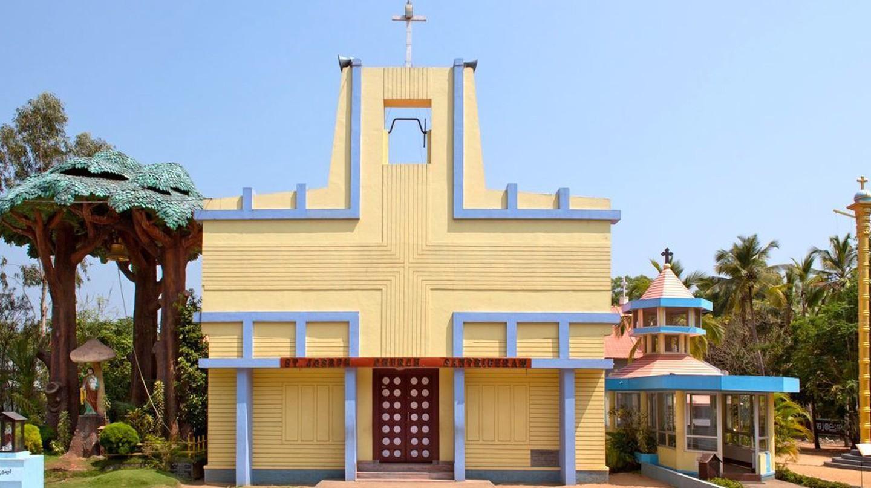 St Joseph's Church, Santhipuram