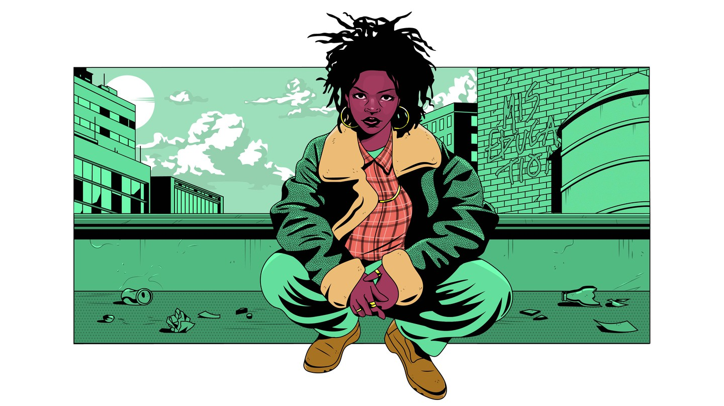 An Illustrated History of 'The Miseducation of Lauryn Hill'