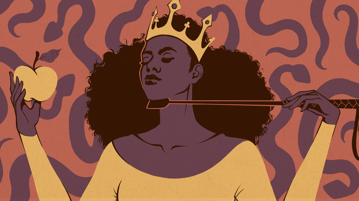 'Queen Solomon' by Tamara Faith Berger, a Tense Examination of Sex and Racism