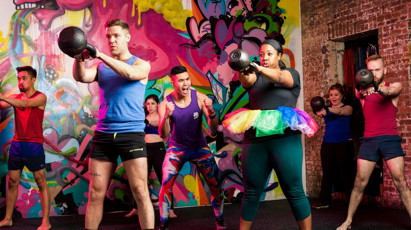 NYC's Most Eccentric Gym Knows the Secret to Health and Hotness