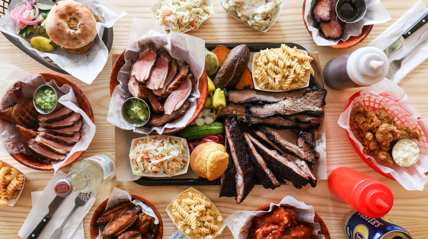 Randall's Barbecue is all about community