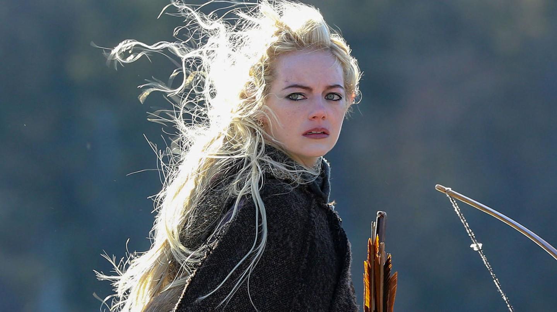 Emma Stone in 'Maniac'