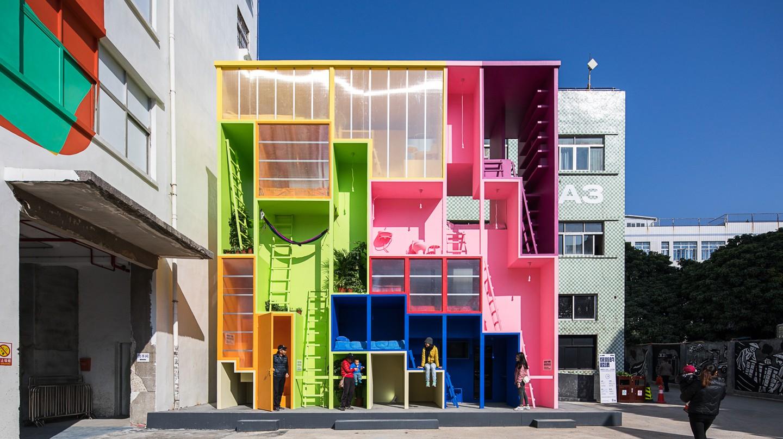 MVRDV's Wego House