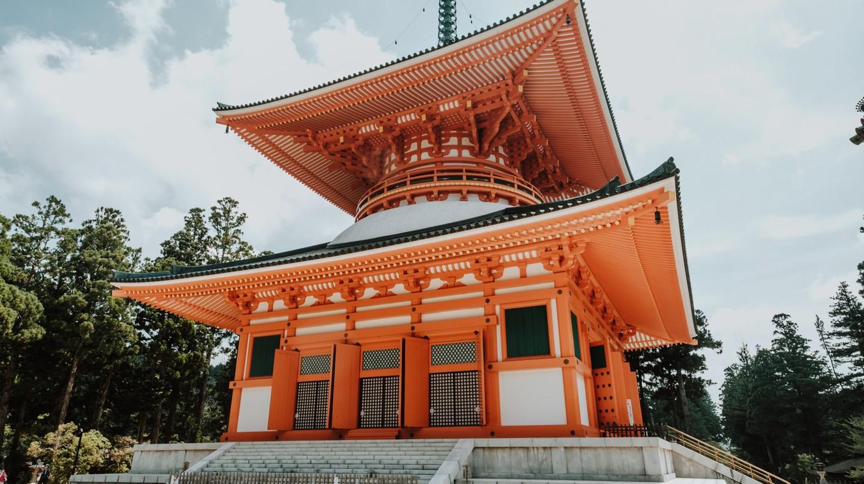 Danjo Garan, Mount Koyasan, Japan