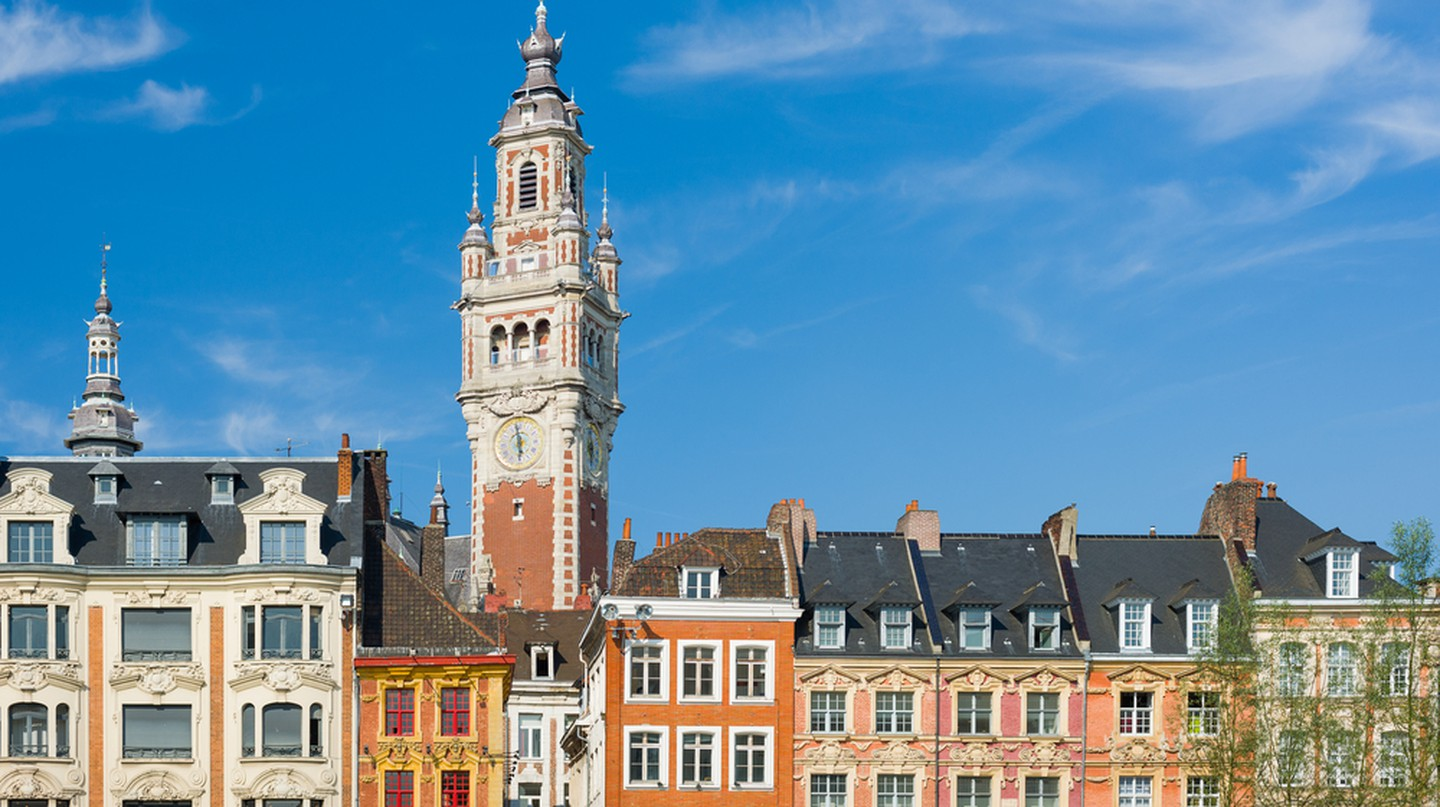 Chamber of commerce in Lille