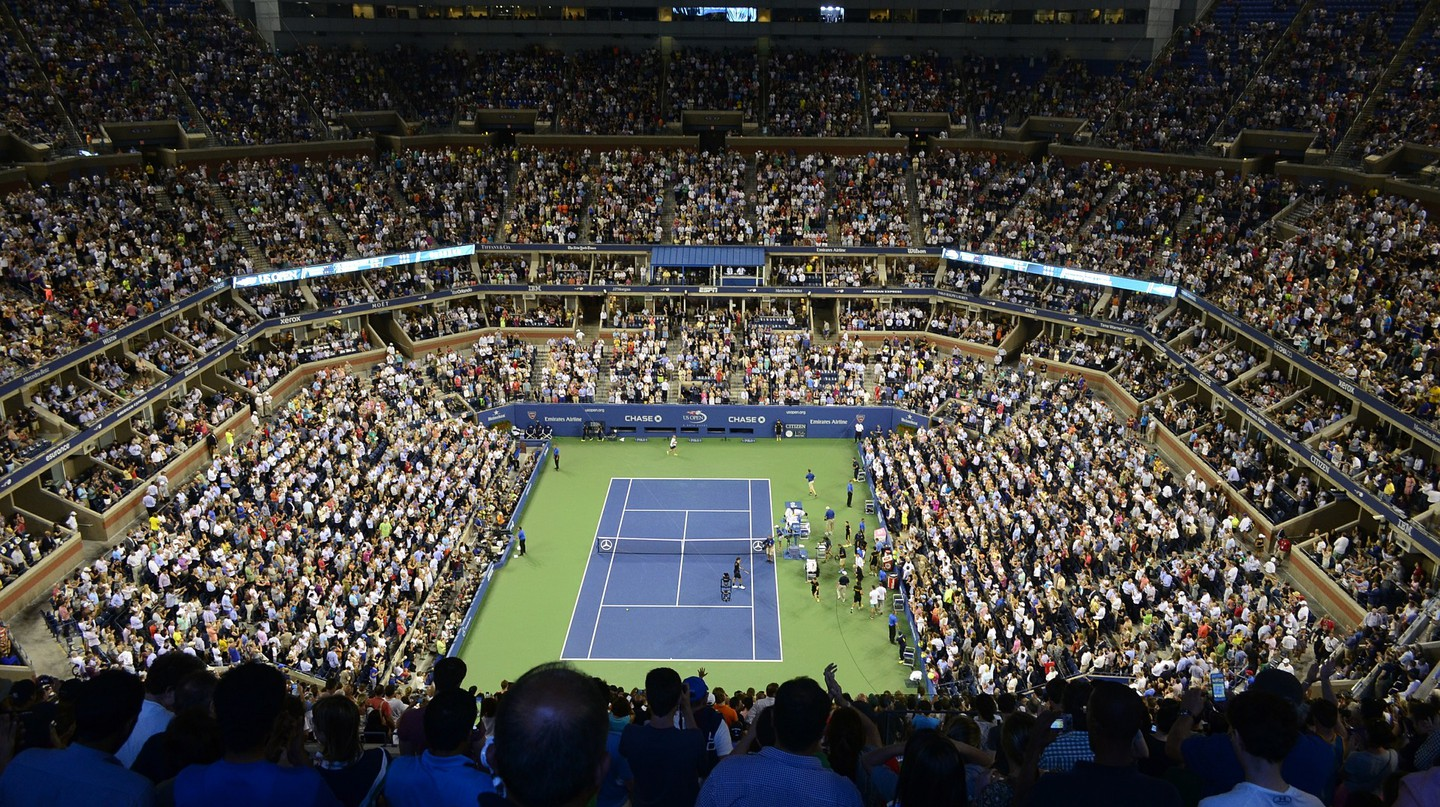 The US Open has embraced technology
