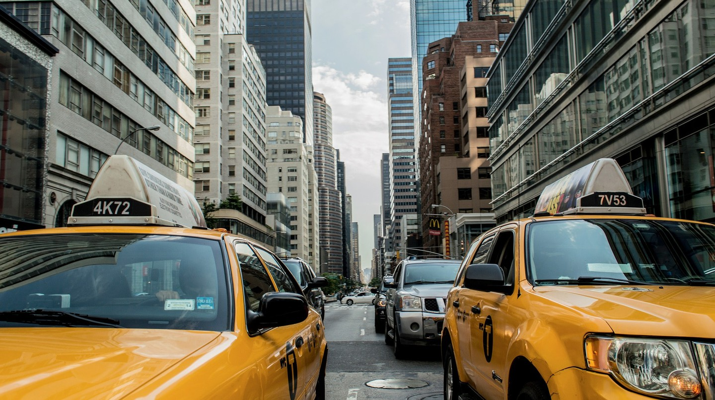 Taxi drivers may get a boost from the ride-sharing limits.