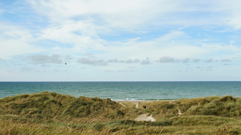 West Jutland brims with wide sandy beaches