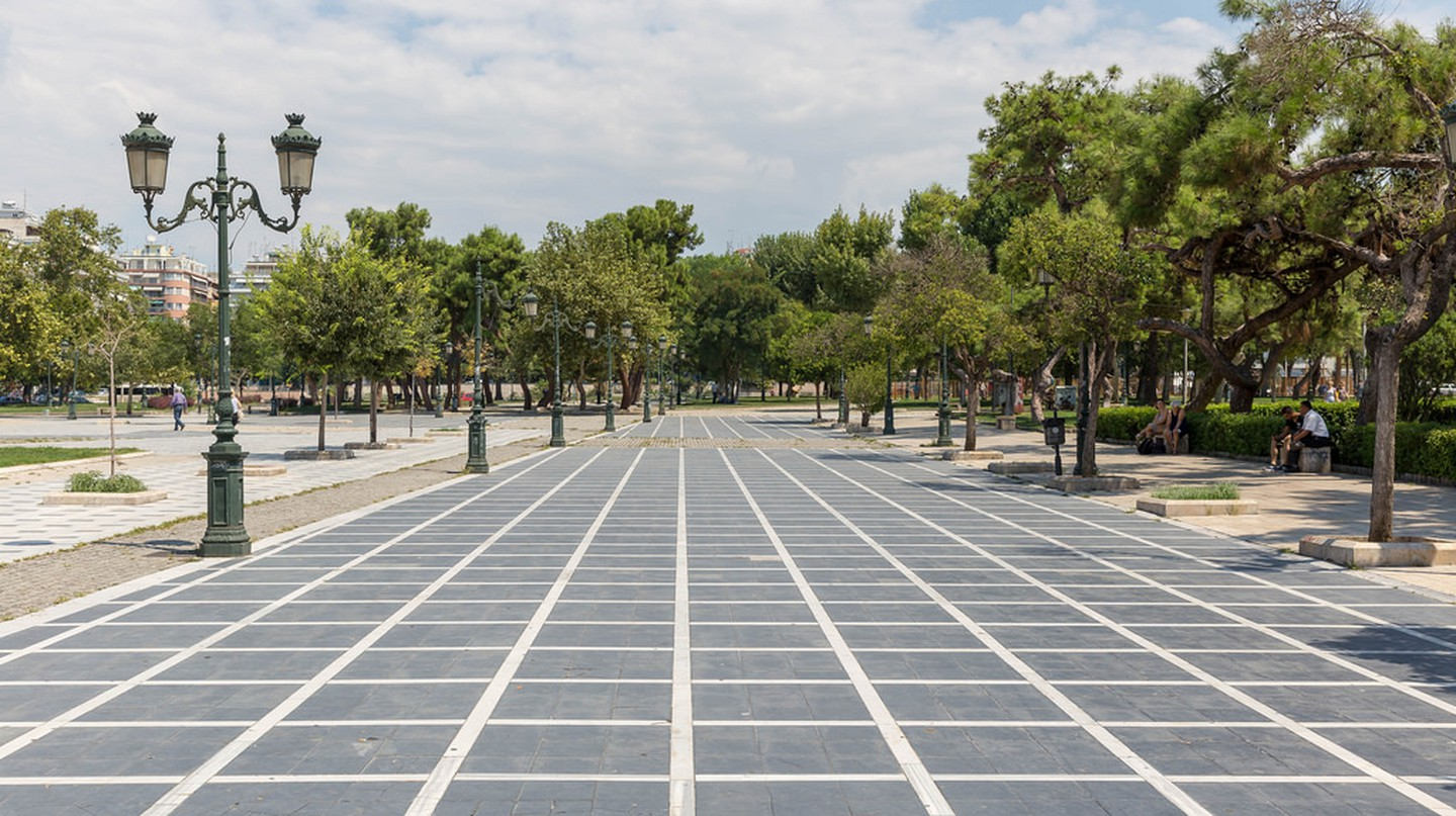 Discover the best parks and green spaces in Thessaloniki