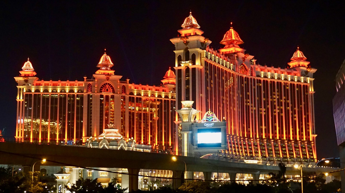 Galaxy Resort Macau | © Matthew Keegan