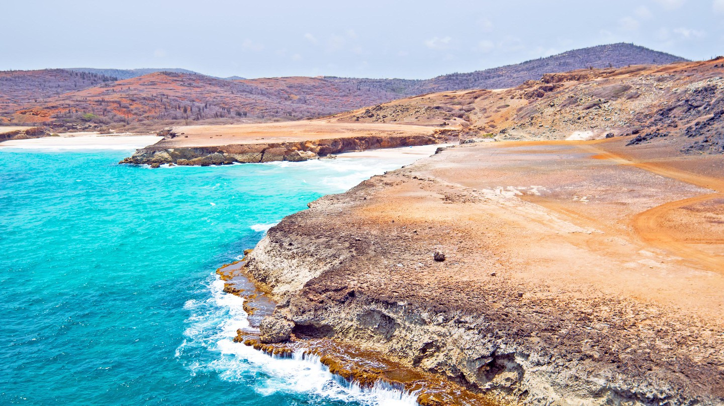 North coast of Aruba