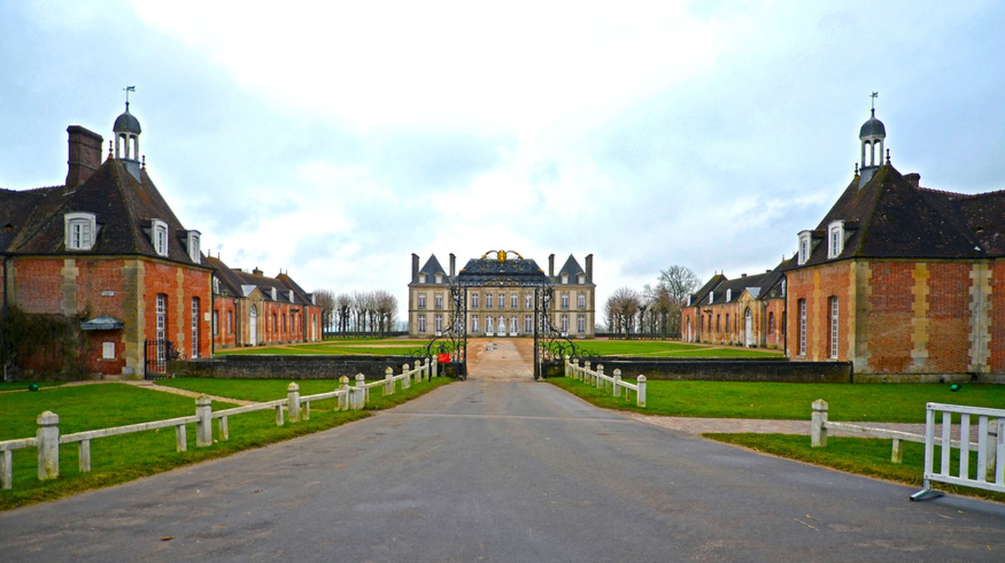 The Haras du Pin is the oldest national stud in France