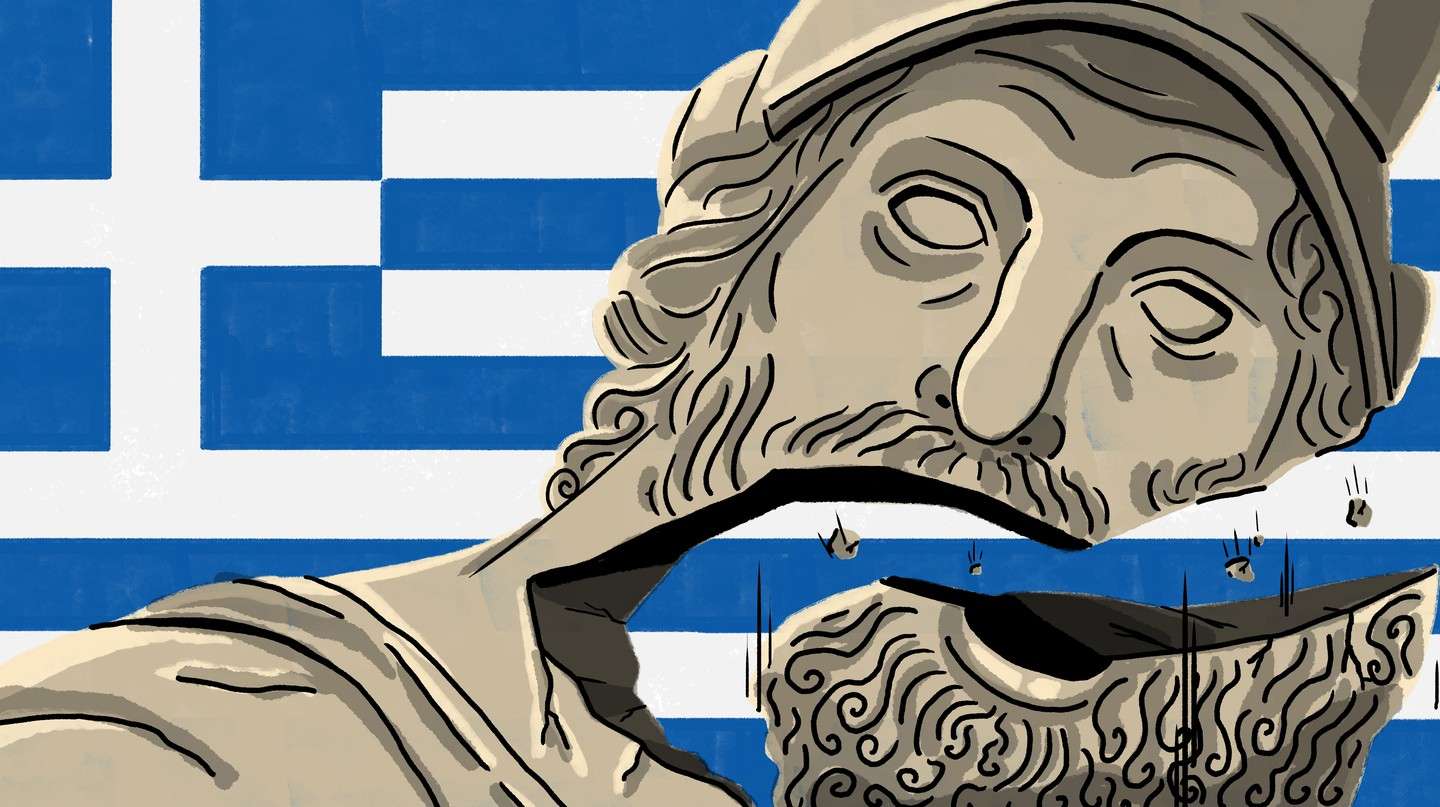 11 Beautiful Greek Words and Phrases You Can't Translate Into English