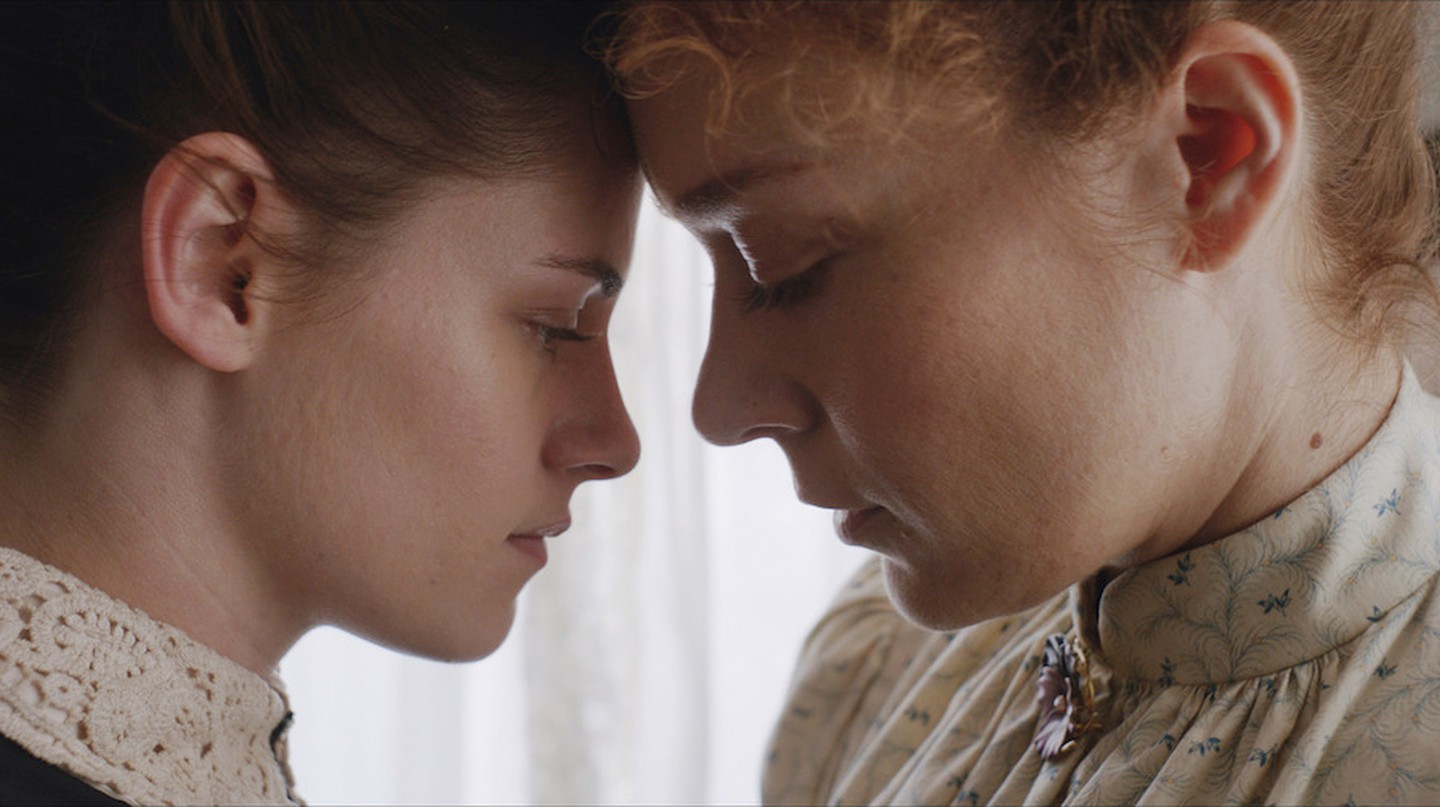 Kristen Stewart and Chloë Sevigny get intimate in 'Lizzie'