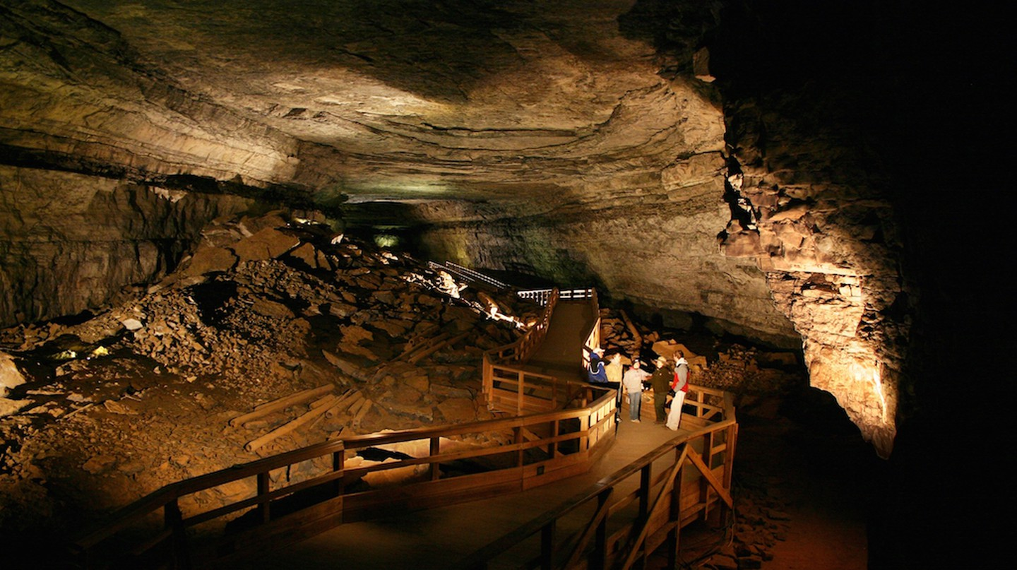 Mammoth Cave has captivated tourists from around the world since before the Civil War