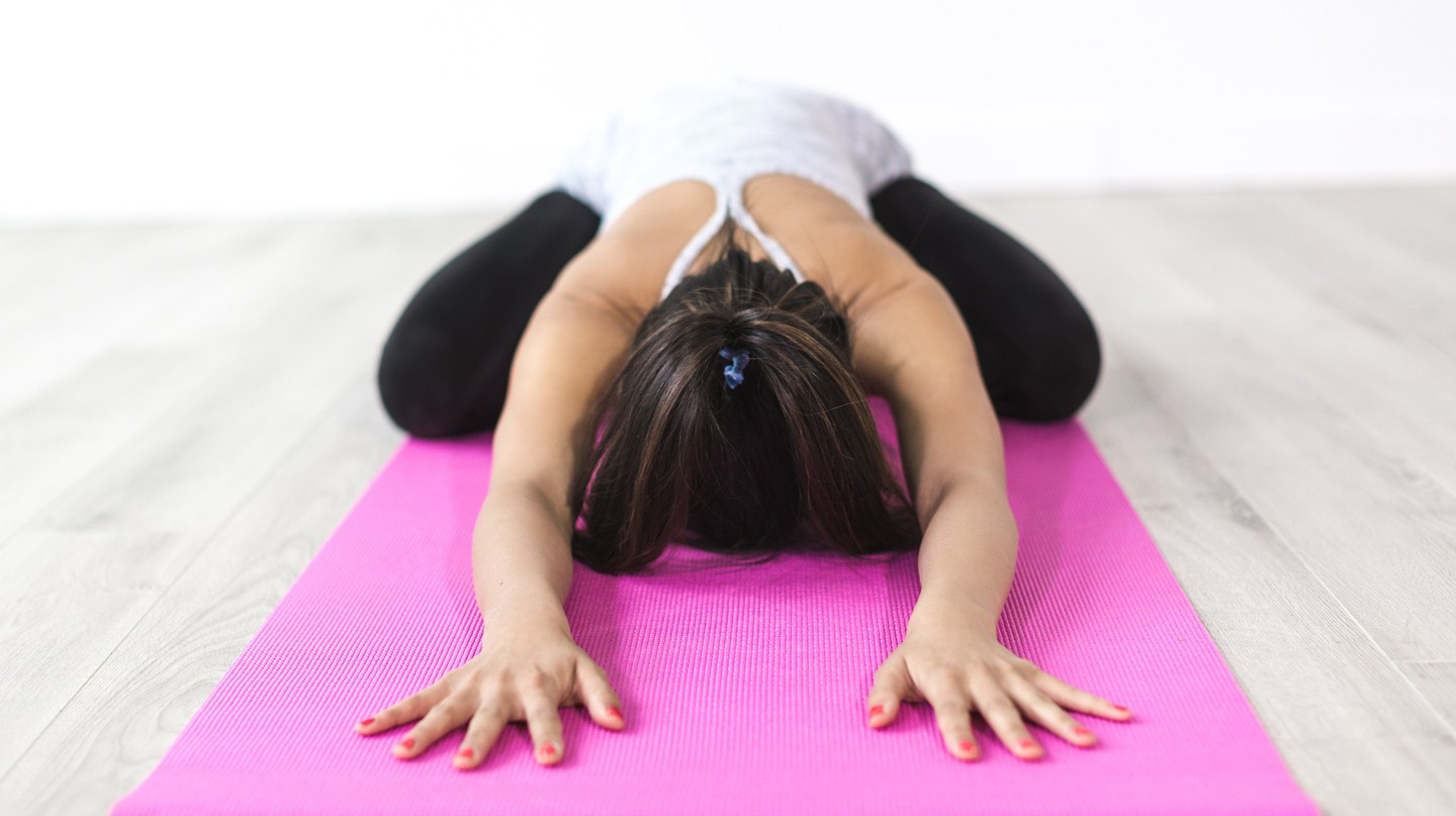 Yoga is good for the body and the soul