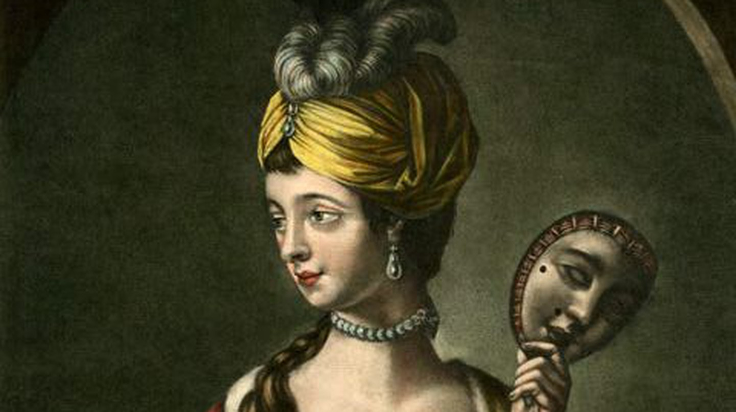 'The Beauty Unmask'd', Anonymous (1770)