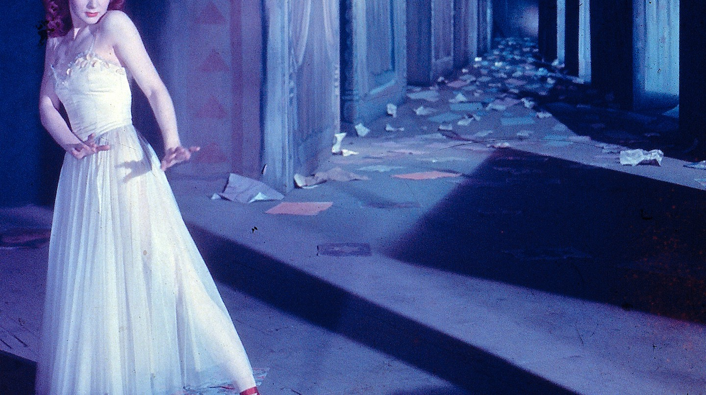 Moira Shearer in 'The Red Shoes'