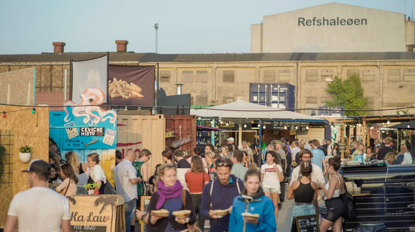 Reffen is Copenhagen's new street food market