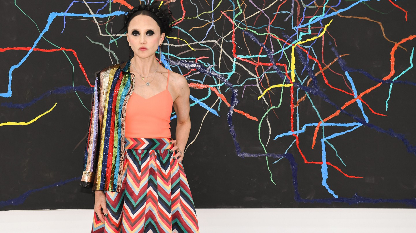 Stacey Bendet, CEO and creative director of alice + olivia