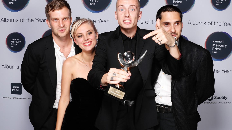 Mercury Prize winners Wolf Alice
