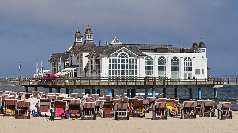 Rügen beach