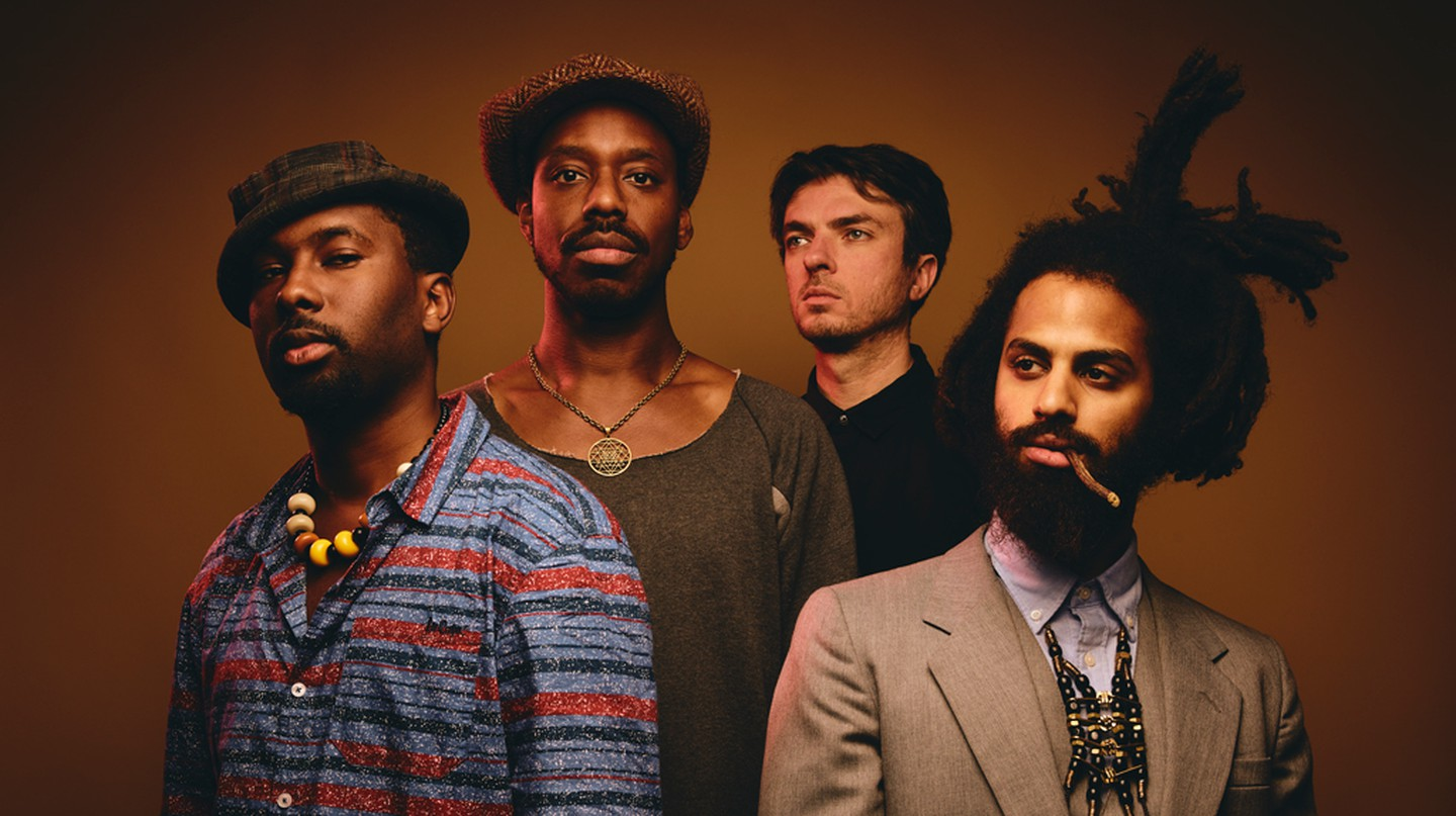 Sons of Kemet have been nominated for 'Your Queen Is a Reptile'